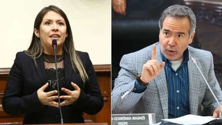 Comisión de Ética Parlamentaria verá este jueves la denuncia de Vilcatoma contra Petrozzi