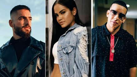 Maluma, Natti Natasha y Daddy Yankee actuarán en los Premios Juventud 2019