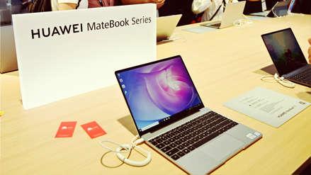 Primera baja: Huawei suspende indefinidamente el lanzamiento de una laptop por veto de EE.UU.