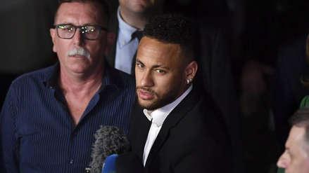 Neymar se defiende: