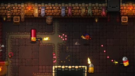 Juegos gratis | Epic Games Store regala Enter the Gungeon para PC