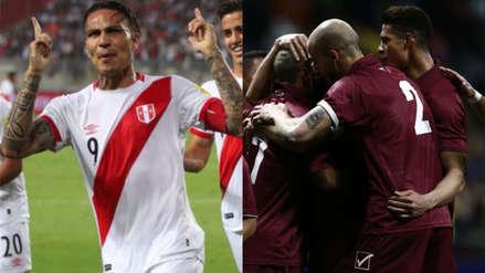 Perú vs. Venezuela: Esta es la selección con la que ganarás más si apuestas a un triunfo