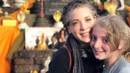 Edith González: Este es el último y emotivo mensaje que le dejó a su hija Constanza