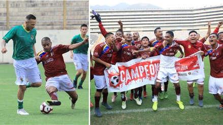 Internos de Chincha y Lurigancho disputaron la final de la 'Copa América Interpenales' en el Monumental