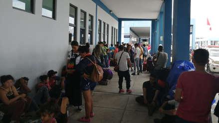 Crece la cantidad de ciudadanos venezolanos que ingresan a Perú antes de exigencia de visa