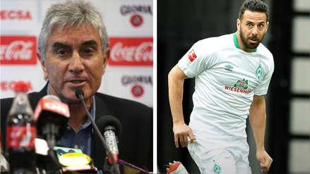 Juan Carlos Oblitas sobre Pizarro:
