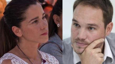 Vanessa Terkes y George Forsyth se verán por primera vez tras denuncia por violencia familiar