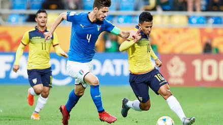 ¡El tercer mejor del mundo! Ecuador ganó 1-0 a Italia en el Mundial Sub 20
