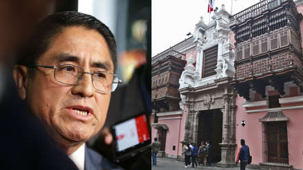 César Hinostroza recibió ayuda de diplomático en trámite de pasaporte
