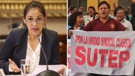 Sutep exige disculpas públicas a Milagros Salazar por