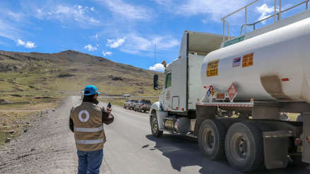 Transportes Wari coordina con autoridades ambientales tras derrame de cobre