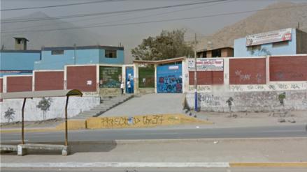 Niño de segundo de primaria murió en el colegio Manuel González Prada de Ate