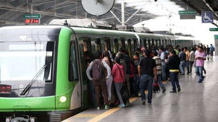 Metro de Lima eliminará seis viajes por día a partir de este lunes