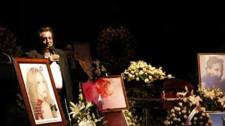 Edith González: En medio de aplausos, la actriz fue despedida por cientos de mexicanos