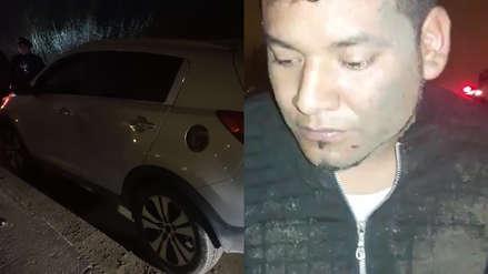 Policía halló el cadáver de un hombre dentro de la maletera de una camioneta en Chorrillos