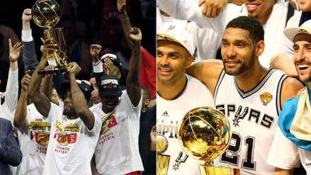 Raptors campeón: conoce a los 10 últimos ganadores de la NBA | FOTOS