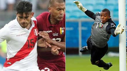 """¡Perú no pudo vencerlo! Carlos Zambrano elogió a Wuilker Faríñez: """"Es un súper arquero"""""""