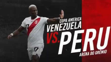 Selección Peruana: Luis Advíncula y su mensaje optimista previo al debut en la Copa América 2019