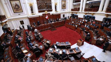 Congreso aprobó ampliar plazo para elección de miembros de la Junta Nacional de Justicia