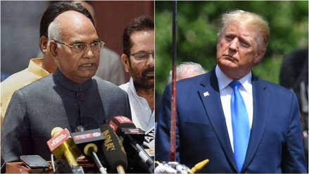India aumenta aranceles a productos de EE.UU. en respuesta a fin de trato especial
