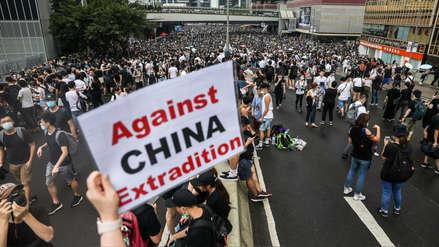 Hong Kong suspende el proyecto de ley sobre extradición a China que originó multitudinarias protestas