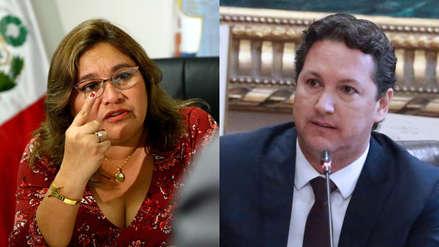 Presidenta de Ética exige que se priorice caso de Salaverry en ampliación de legislatura