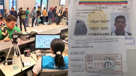 Venezolano expulsado de Perú fue detenido luego de tratar reingresar por Tumbes