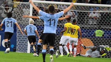 ¡Cayó goleado! Ecuador perdió por 4-0 ante Uruguay en la Copa América 2019