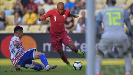¡Para qué te traje! El blooper de Qatar que evitó el empate ante Paraguay
