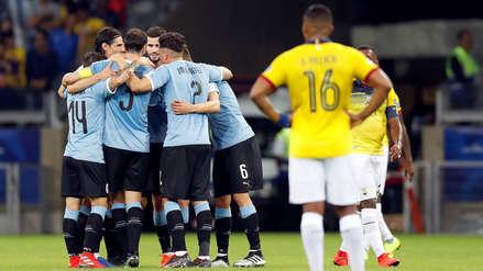 Uruguay inició la Copa América con una contundente goleada ante Ecuador