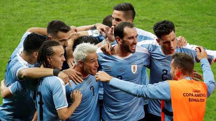 ¡Lidera el Grupo C! Uruguay le marcó cuatro goles a Ecuador en su primer partido de la Copa América 2019