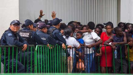Detienen en México a 791 migrantes, entre ellos al menos 368 niños menores de 8 años