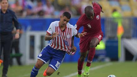En un partido de infarto, Paraguay y Qatar se repartieron puntos en el Maracaná