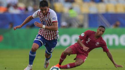 ¡Partidazo! Paraguay empató 2-2 ante Qatar en la primera fecha de la Copa América