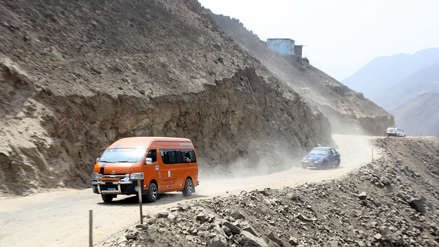 Alcaldes de Comas y SJL solicitarán apoyo a Municipalidad de Lima para asfaltar 'Pasamayito'