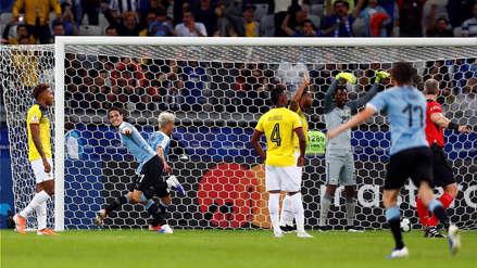 ¡Imparable! Uruguay goleó Ecuador 4-0 en su debut de la Copa América 2019