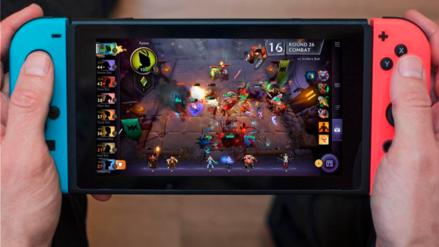 Dota 2   ¿Dota Underlords en Nintendo Switch? Usuarios encuentran pistas de un posible lanzamiento