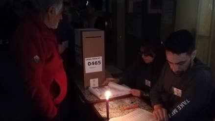 Así se vivió el apagón masivo en las calles de Argentina y Uruguay [FOTOS]