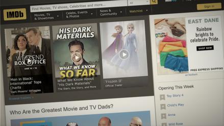 """IMDb TV: la """"Wikipedia"""" de series y películas comienza su servicio de streaming gratuito"""