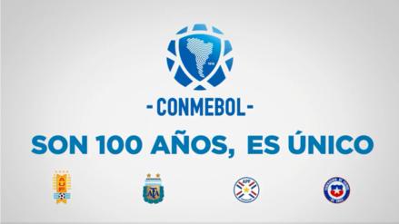 ¡Por el centenario! Uruguay, Argentina, Paraguay y Chile postulan para ser sede del Mundial 2030