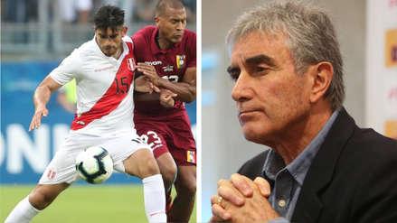 Juan Carlos Oblitas destacó retorno de Carlos Zambrano a la Selección Peruana: