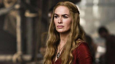 Lena Headey se refiere por primera vez a la muerte de Cersei Lannister en