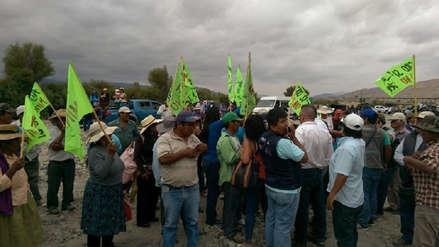 Tía María | Pobladores del valle de Tambo anuncian huelga indefinida si dan licencia a proyecto minero de Southern