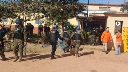 Sangriento motín en Paraguay deja diez muertos tras enfrentamientos entre internos