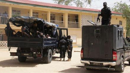 Triple ataque suicida dejó al menos 30 muertos en Nigeria