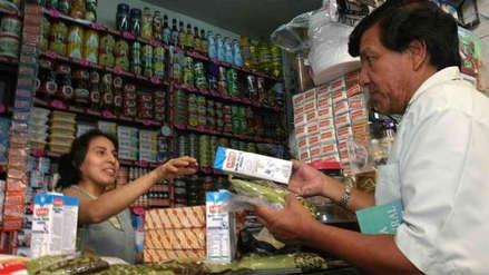 Bodegas podrán vender alimentos procesados sin octógonos hasta junio del 2020