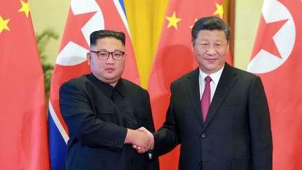 El presidente chino Xi Jinping realizará su primera visita  a Corea del Norte este jueves