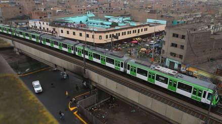 Metro de Lima dispuso cierre temporal de estación Gamarra tras operativo en avenida Aviación