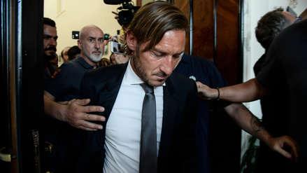 Francesco Totti salió de la Roma y explicó el motivo: no se llevaba bien con el dueño