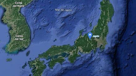 Autoridades de Japón levantan alerta de tsunami tras terremoto de 6.8